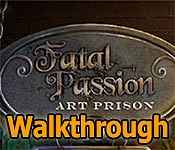 Fatal Passion: Art Prison Walkthrough