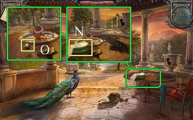 echoes of the past: the kingdom of despair walkthrough 9 screenshots 3