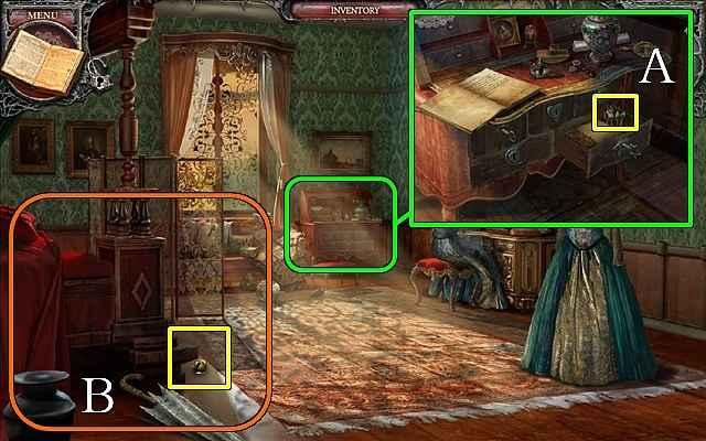 echoes of the past: the kingdom of despair walkthrough 11 screenshots 2