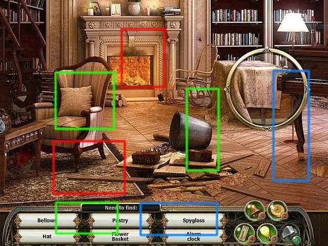 rooms of memory walkthrough screenshots 2