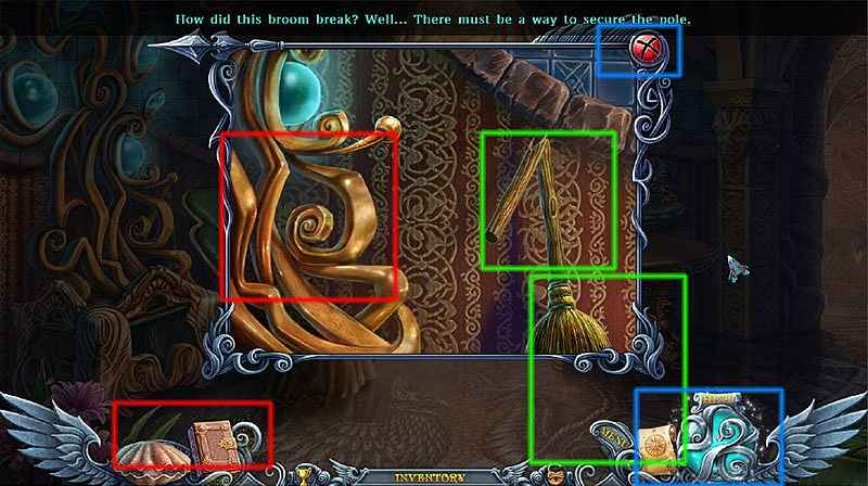 spirits of mystery: the silver arrow collector's edition walkthrough screenshots 3