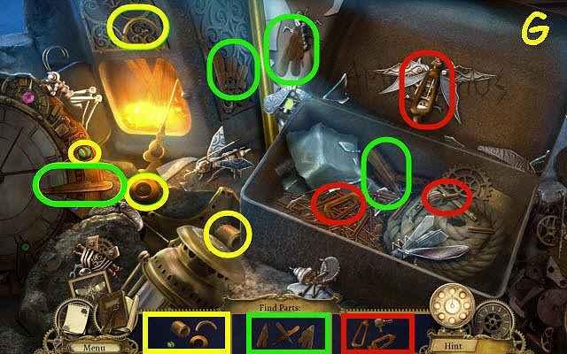 clockwork tales: of glass and ink walkthrough 2 screenshots 3