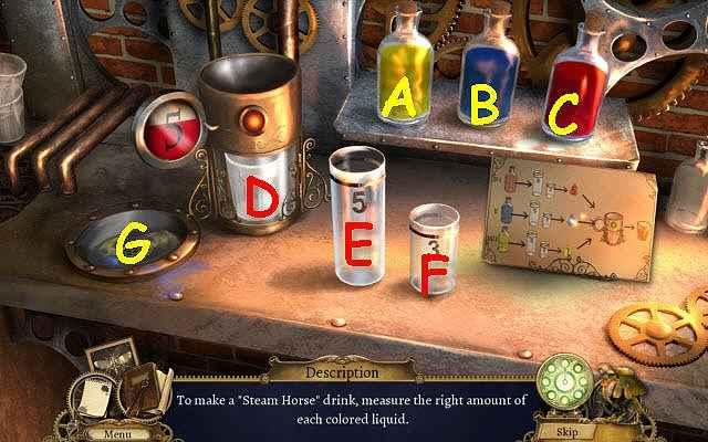 clockwork tales: of glass and ink walkthrough 7 screenshots 2