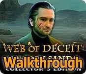 web of deceit: deadly sands collector's edition walkthrough