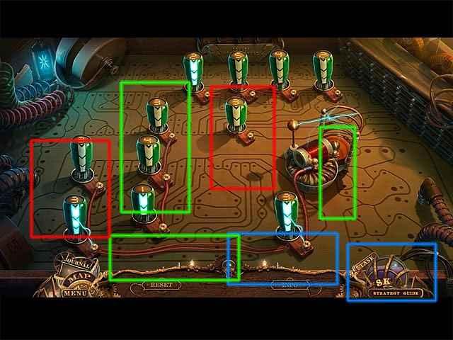 web of deceit: deadly sands collector's edition walkthrough screenshots 1