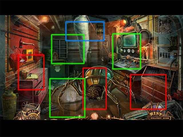 web of deceit: deadly sands collector's edition walkthrough screenshots 2