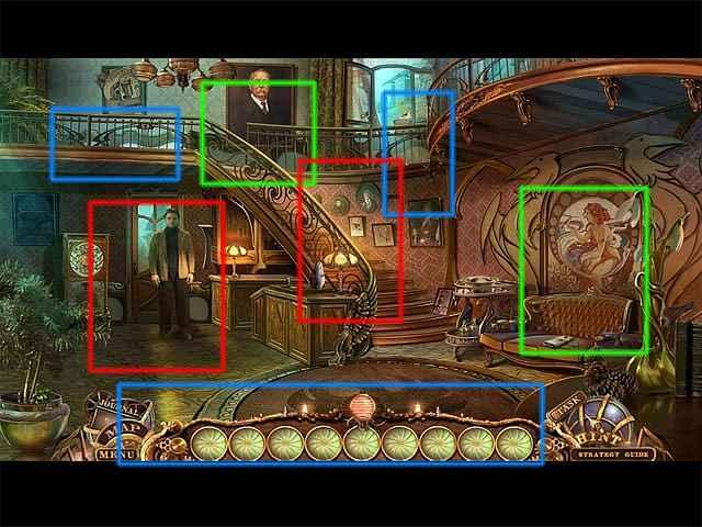 web of deceit: deadly sands collector's edition walkthrough screenshots 3
