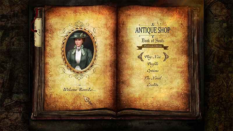 Antique Shop: Book of Souls Collector's Edition