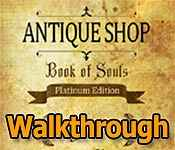 antique shop: book of souls walkthrough