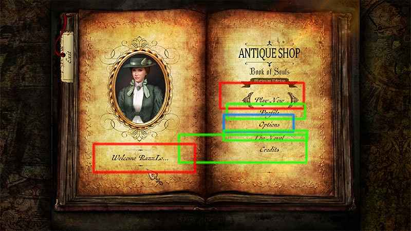 antique shop: book of souls walkthrough