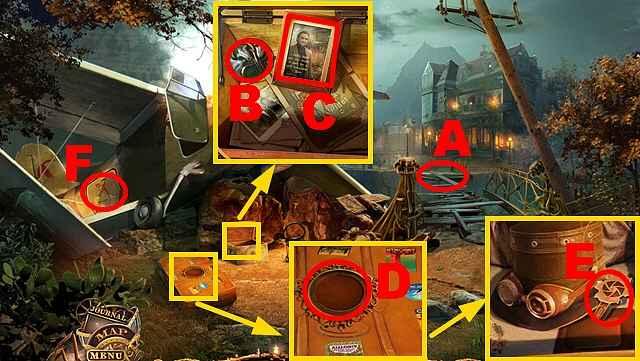 web of deceit: deadly sands walkthrough 2 screenshots 1