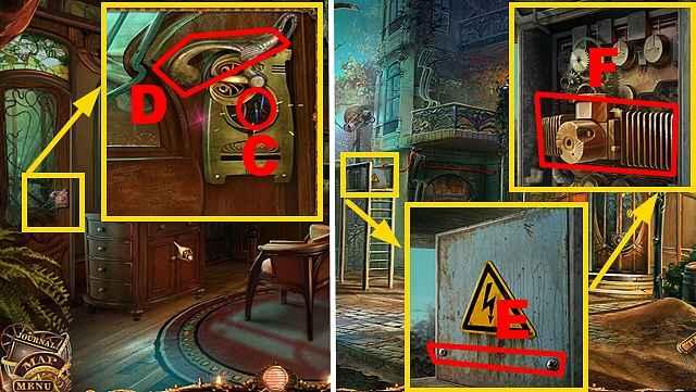 web of deceit: deadly sands walkthrough 4 screenshots 1