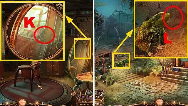 web of deceit: deadly sands walkthrough 4 screenshots 3