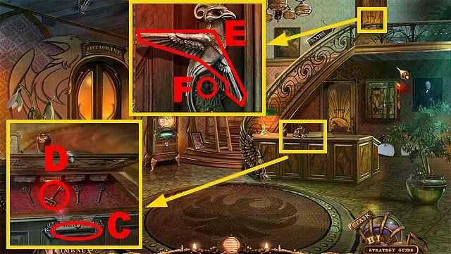 web of deceit: deadly sands walkthrough 7 screenshots 1