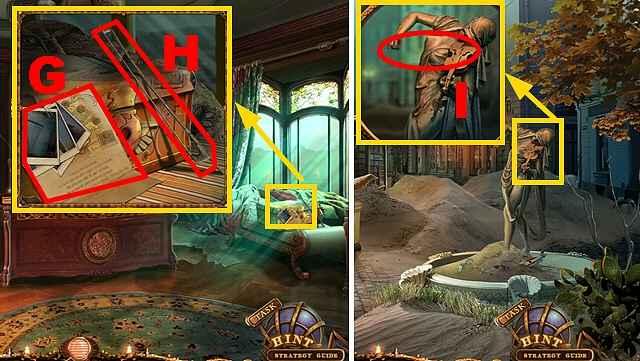 web of deceit: deadly sands walkthrough 7 screenshots 2