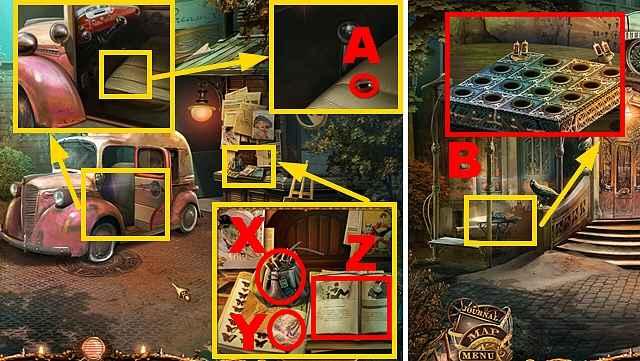 web of deceit: deadly sands walkthrough 10 screenshots 1