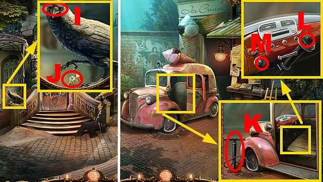 web of deceit: deadly sands walkthrough 11 screenshots 1