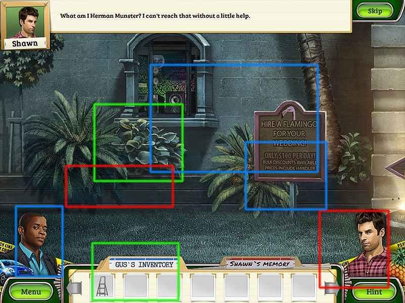 psych collector's edition walkthrough screenshots 2