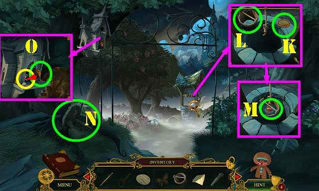 fearful tales: hansel and gretel walkthrough 9 screenshots 1
