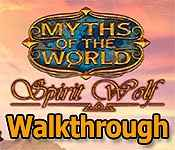 myths of the world: spirit wolf walkthrough