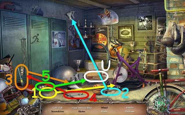 sable maze: norwich caves walkthrough 14 screenshots 3