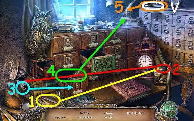 sable maze: norwich caves walkthrough 15 screenshots 1