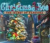 christmas eve: the secret of pandora