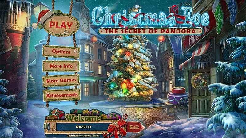 christmas eve: the secret of pandora screenshots 2
