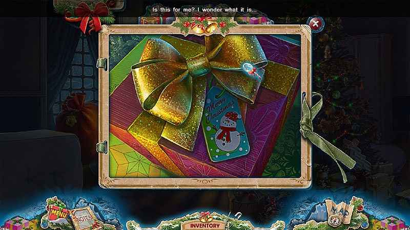 christmas eve: the secret of pandora collector's edition screenshots 1