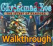 christmas eve: the secret of pandora collector's edition walkthrough