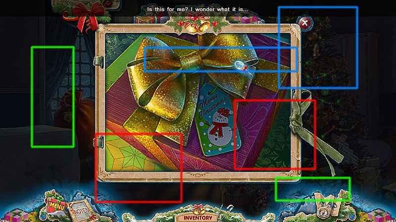 christmas eve: the secret of pandora collector's edition walkthrough screenshots 1
