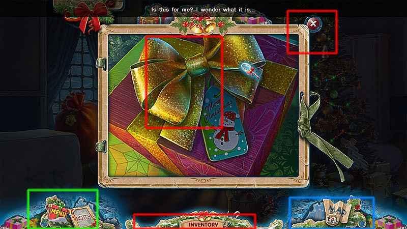 christmas eve: the secret of pandora collector's edition walkthrough screenshots 3