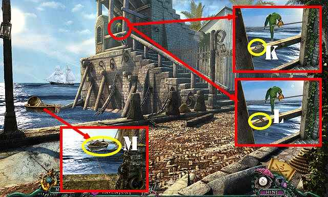 sea of lies: mutiny of the heart walkthrough 8 screenshots 1