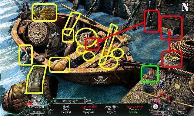 sea of lies: mutiny of the heart walkthrough 8 screenshots 2