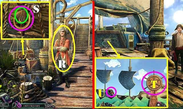 sea of lies: mutiny of the heart walkthrough 13 screenshots 1