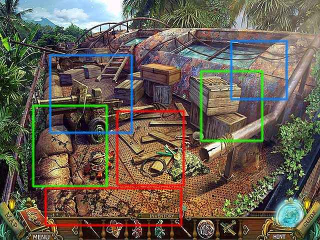 mayan prophecies: cursed island collector's edition walkthrough screenshots 2
