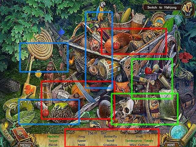 mayan prophecies: cursed island walkthrough screenshots 3