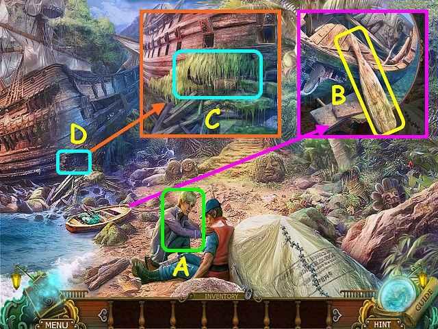 mayan prophecies: cursed island walkthrough 2 screenshots 2