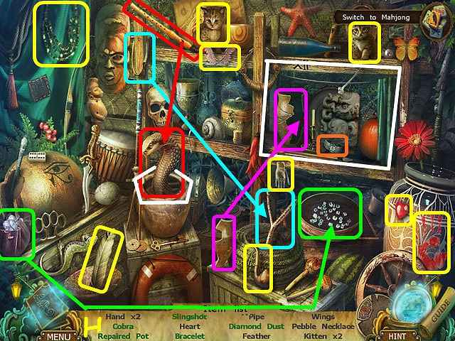 mayan prophecies: cursed island walkthrough 2 screenshots 3