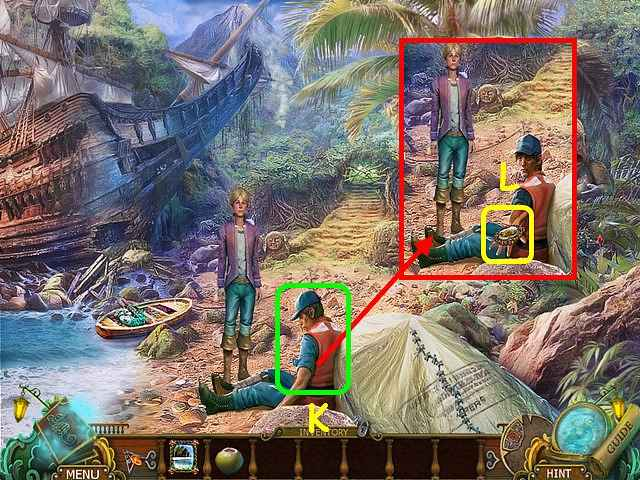 mayan prophecies: cursed island walkthrough 3 screenshots 2