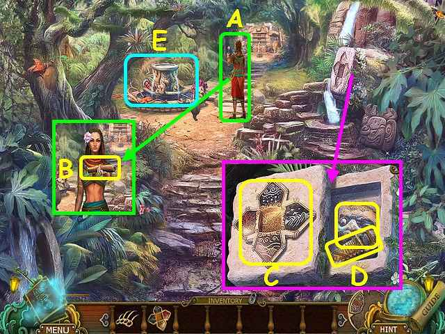 mayan prophecies: cursed island walkthrough 5
