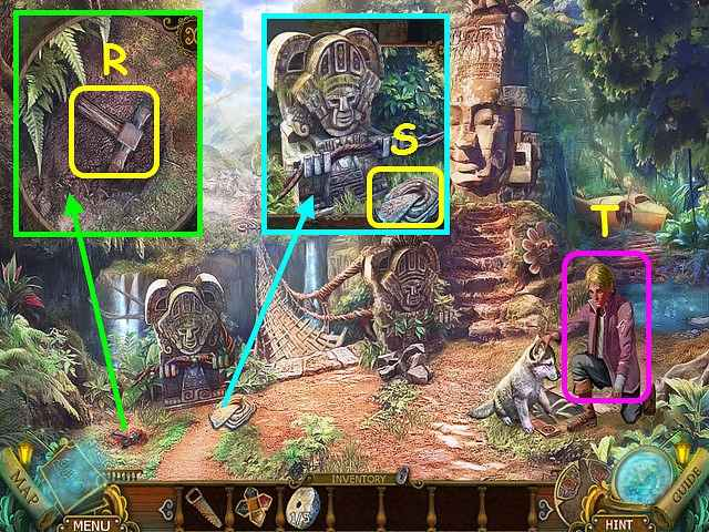 mayan prophecies: cursed island walkthrough 7 screenshots 2