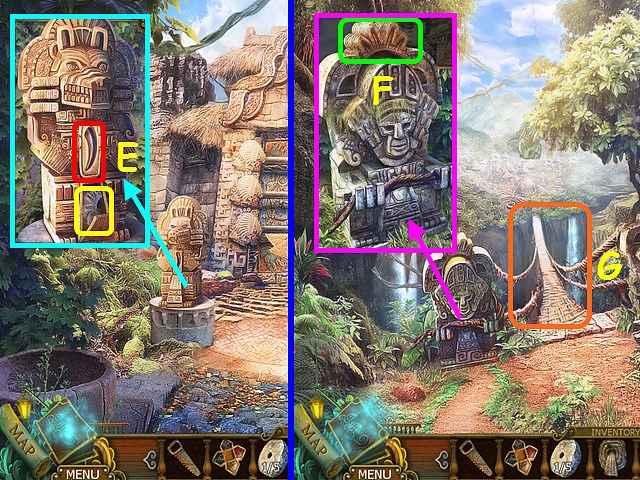 mayan prophecies: cursed island walkthrough 8