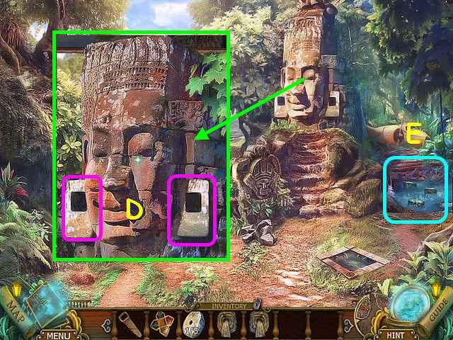 mayan prophecies: cursed island walkthrough 9 screenshots 1