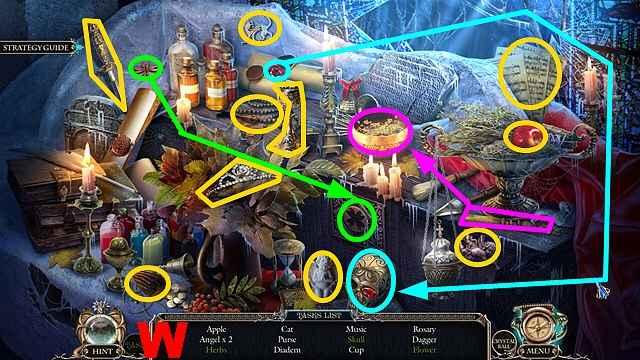 riddles of fate: wild hunt walkthrough 14 screenshots 1