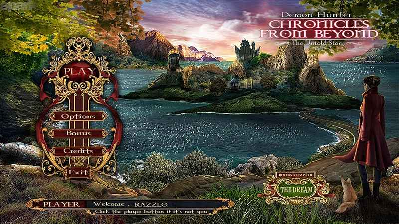 demon hunter: chronicles from beyond the untold story screenshots 2