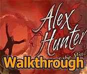 alex hunter: lord of the mind walkthrough