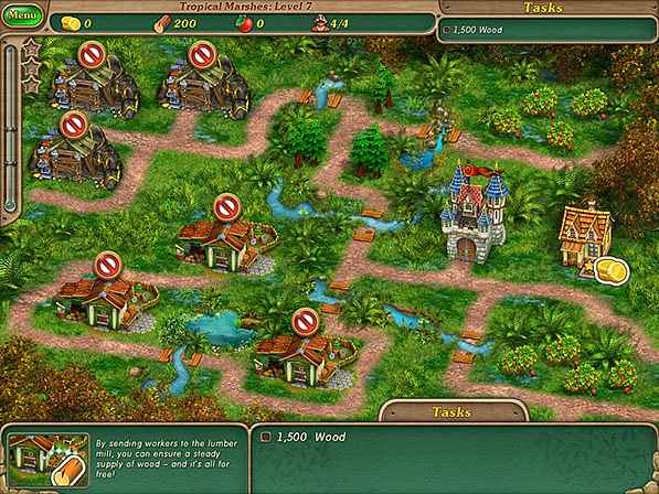royal envoy: campaign for the crown walkthrough 3 screenshots 1