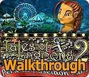 tales of lagoona 2: peril at poseidon park walkthrough