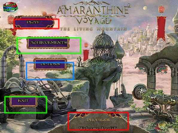 amaranthine voyage: the living mountain collector's edition walkthrough